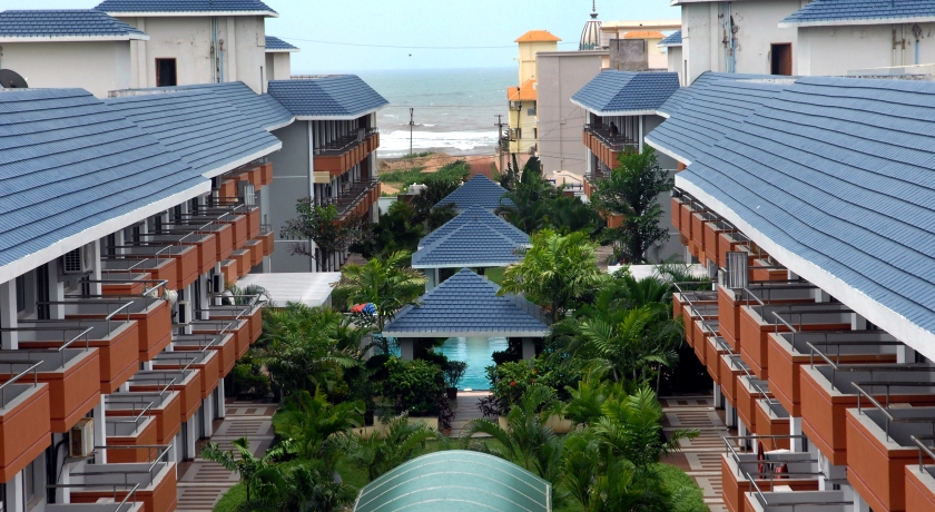 Blue Lily Beach Resort Puri